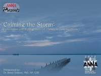 Calming the Storm: Prevention and Management of Diabetes Complications
