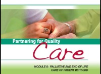 Module 8: Palliative and End of Life Care of Patient with CKD