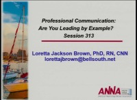 Professional Communication: Are You Leading by Example?