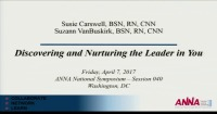 Discovering and Nurturing the Leader in You - Leadership Defined