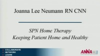 Home Therapies ~ Keeping Patients Home and Healthy